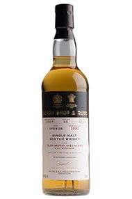 1990 Berrys' Own Selection Glen Moray, Cask No 10307, Malt Whisky, 46.0%