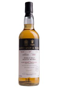 1989 Berrys' Own Selection Glen Moray, Cask No 5215, Malt Whisky, 53.0%