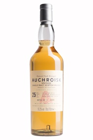 Auchroisk 25-Year-Old, Single Malt Whisky, Bottled 2016, 51.2%