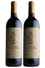 1989 Ch. Gruaud-Larose, St Julien (Two-Bottle Case)