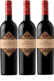 Viñedo Chadwick Assortment Case 1b each of 2014, 2012, 2010