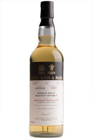 1995 Berrys' Glen Elgin, Cask No. 3187, Single Malt Scotch Whisky, 46.0%