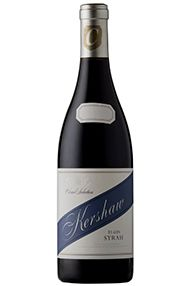 2014 Richard Kershaw Clonal Selection Syrah, Elgin, South Africa