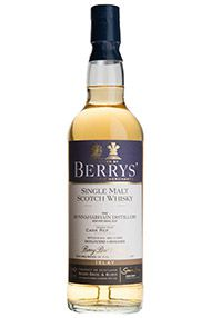 1989 Berrys' Own Selection Bunnahabhain, Cask 5678, Malt Whisky, 43.0%