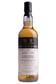 1988 Berrys' Own Selection Strathclyde, #62112, Single Grain Whisky, 52.2%