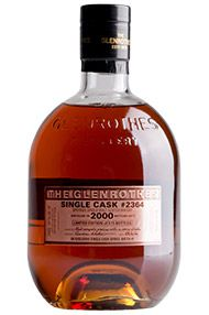 2000 The Glenrothes, Cask No. 2364, Single Malt Scotch Whisky, 58.7%