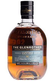 The Glenrothes, The Wine Merchant's Cask, Lustau No 1, (55.2%)