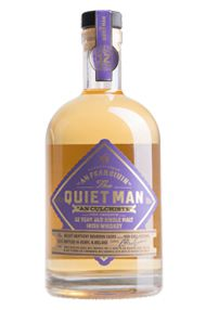 The Quiet Man, 12 year-old Single Malt Irish Whiskey, 46.0%
