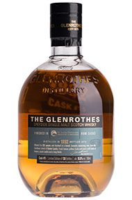 The Glenrothes, The Wine Merchant's Cask, St Lucia No 15, 55.8%