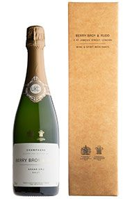 Berry Bros. & Rudd Champagne Gift Box