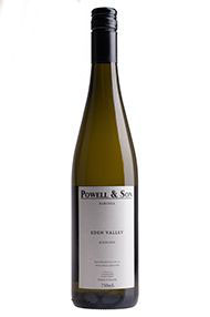 2015 Powell & Son Eden Valley Riesling, Barossa Valley, South Australia