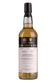 1997 Berrys' Benrinnes, Cask No 856, Single Malt Scotch Whisky, 46.0%