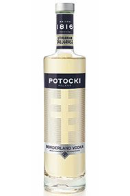 Potocki Lithuanian Tallgrass Vodka, 39%