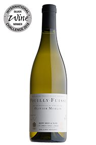2016 Berry Bros. & Rudd Pouilly-Fuissé by Olivier Merlin