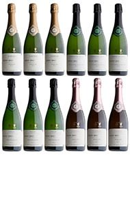 Berry Bros. & Rudd Own Selection Sparkling Case, 12-btl Mixed Case