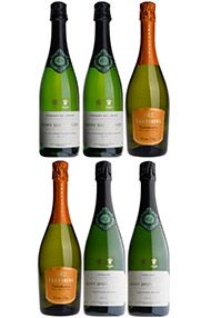 Summer Sparkling, 6-bottle Mixed Case, Summer 2017