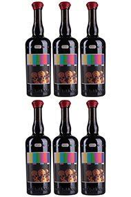 2011 Sine Qua Non, 11 confessions,Patine assortment case ( 6 btles)