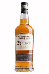 Tomintoul, 25-year-old, Speyside, Single Malt Whisky, 43.0%