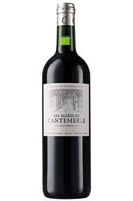 2011 Allees de Cantemerle Chateau Cantermerle