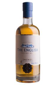 English Smokey Single Malt Whisky, 43.0%