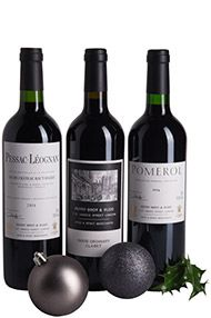 Classic Claret, Three-Bottle Case