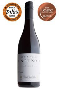 2015 Berry Bros. & Rudd New Zealand Pinot Noir by Greystone Wines