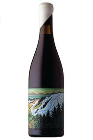 2014 Fog Monster Bedrock Red, Sonoma County, California