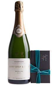 Champagne & Chocolates Gift Set