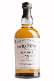 Balvenie Peat Week Aged, 14 Year Old, Single Malt Scotch Whisky