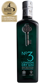 No.3 London Dry Gin, Kingsman Edition