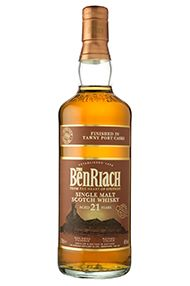 Benriach 21 Year-Old, Speyside, Single Malt Scotch Whisky, 46.0%