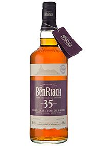 Benriach 35 Year-Old, Speyside, Single Malt Scotch Whisky, 42.5%