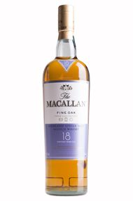 Macallan Fine Oak, 18-year-old, Speyside, Single Malt Whisky (43%)