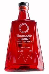 Highland Park Fire Edition, Island, Single Malt Scotch Whisky (45.2%)