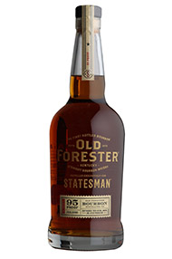 Old Forester Statesman, Bourbon Whiskey, Kentucky, 47.5%