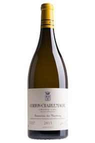 2015 Corton-Charlemagne Grand Cru Domaine Bonneau du Martray