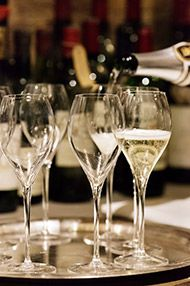 Champagne School with High Tea, Friday 25th May 2018