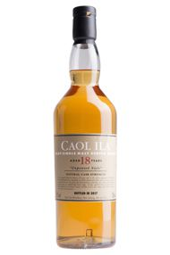 Caol Ila Unpeated, 18 Year-old, Malt Whisky, Bottled 2017, 59.8%