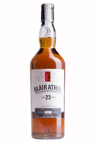 Blair Athol, 23 Year-old, Single Malt Whisky, Bottled 2017, 58.4%