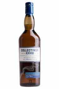 Collectivum XXVII, Blended Malt Whisky, Bottled 2017, 57.3%