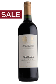 2015 The Wine Merchant's Range Pauillac, Bordeaux