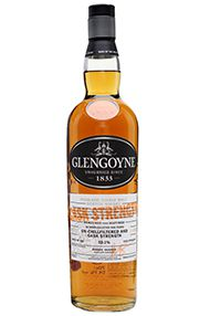 Glengoyne, Cask Strength, Highlands Single Malt Scotch Whisky 59.8%
