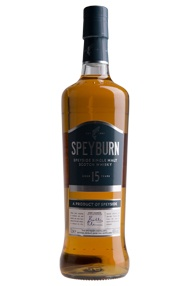 Speyburn 15 Year Old, Single Malt Scotch Whisky, Speyside