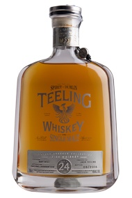 Teeling 24 Year-Old, Single Malt Irish Whiskey, 46%