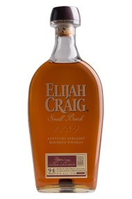 Elijah Craig Small Batch, Kentucky Straight Bourbon Whiskey (47.0%)