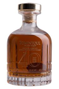 Tomintoul, 40 Year-Old, Speyside, Single Malt Whisky (43.1%)
