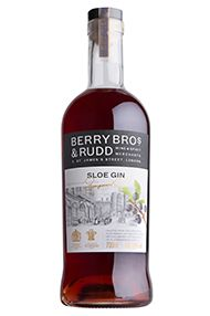 Berry Bros. & Rudd Sloe Gin (26%)