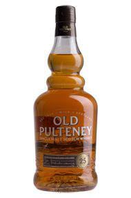 Old Pulteney 25-year-old, Highland, Single Malt Scotch Whisky, 46%