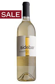 2015 Sidebar, Sauvignon Blanc, High Valley, California, USA