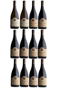 2012 Domaine Ponsot 12bts assortment case
